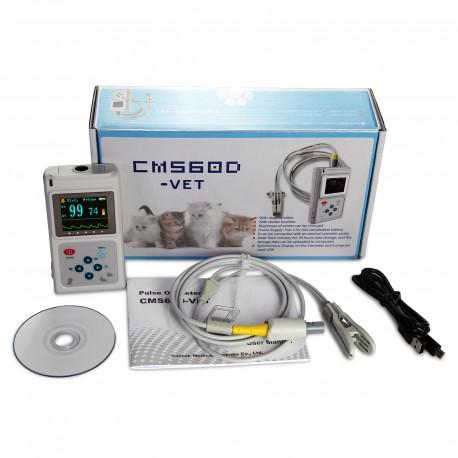 Image of   CMS1-60D vetarinær pulsoximeter